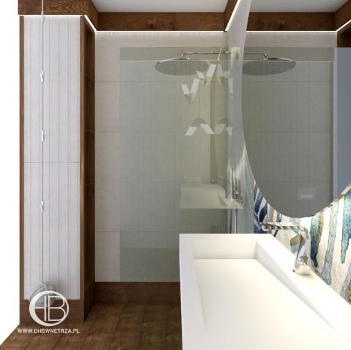 Projekt łazienki Dla Firmy Max Fliz O Katowice Justyna